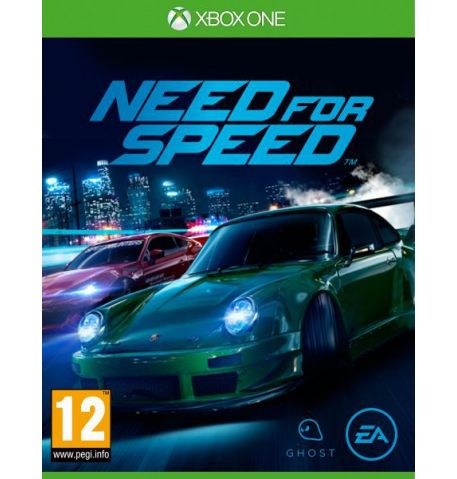 Фото №1 - Need for Speed Xbox ONE русская версия