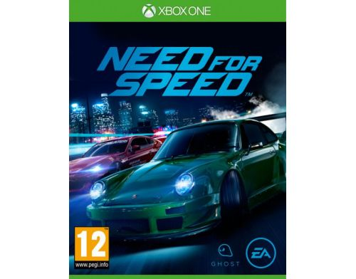 Фото №2 - Need for Speed Xbox ONE русская версия
