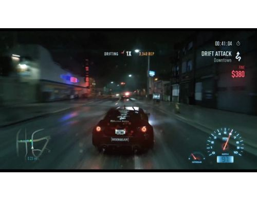 Фото №4 - Need for Speed Xbox ONE русская версия