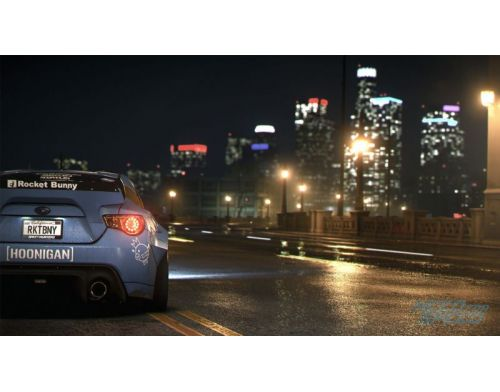 Фото №5 - Need for Speed Xbox ONE русская версия
