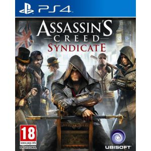Assassins Creed Syndicate PS4 русская версия