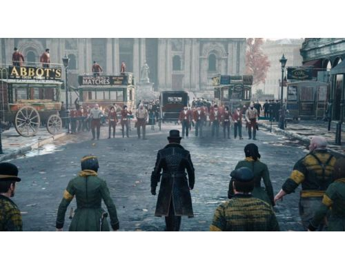 Фото №3 - Assassins Creed Syndicate (русская версия) на PS4