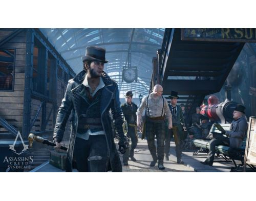 Фото №4 - Assassins Creed Syndicate (русская версия) на PS4