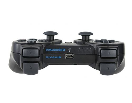 Фото №4 - Dualshock 3 Wireless Controller Черный для PS3 Б/У