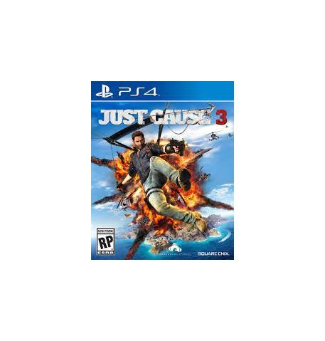 Фото №1 - Just Cause 3 PS4