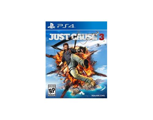 Фото №2 - Just Cause 3 PS4
