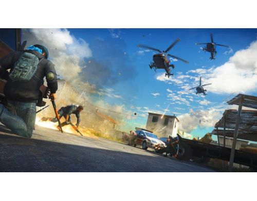 Фото №4 - Just Cause 3 PS4
