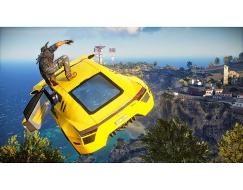 Фото №6 - Just Cause 3 PS4