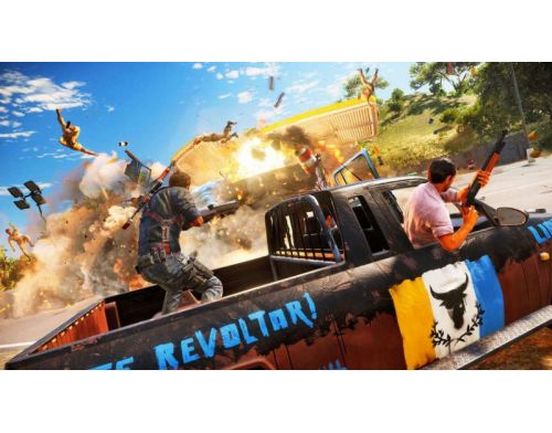 Фото №7 - Just Cause 3 PS4