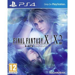 Final Fantasy X/X-2 Remastered PS4