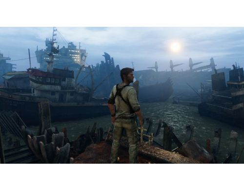 Фото №3 - Uncharted The Nathan Drake Collection (Анчартед Коллекция) PS4