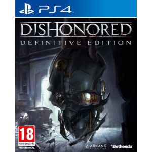 Dishonored Definitive Edition PS4 французская версия