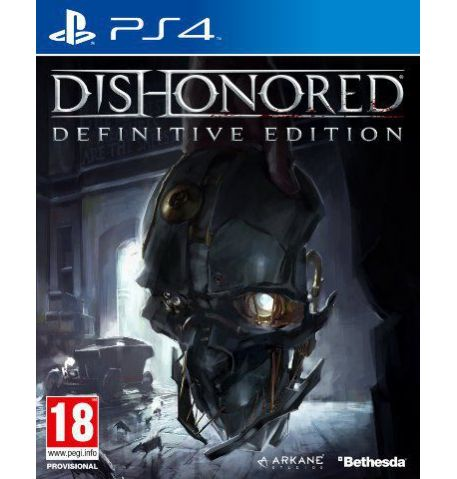 Фото №1 - Dishonored Definitive Edition (PS4)