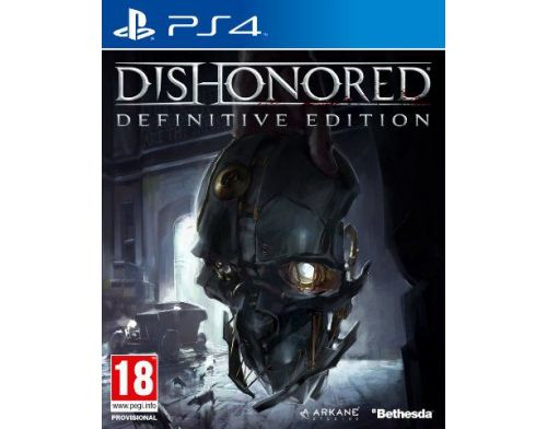 Фото №2 - Dishonored Definitive Edition (PS4)