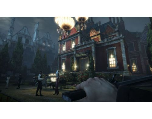 Фото №6 - Dishonored Definitive Edition (PS4)