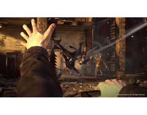 Фото №7 - Dishonored Definitive Edition (PS4)