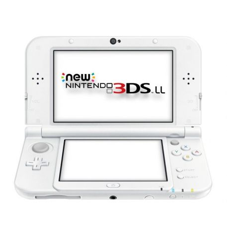 Фото №1 - New Nintendo 3DS XL White