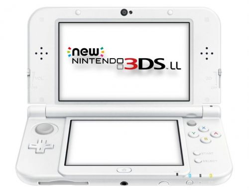 Фото №2 - New Nintendo 3DS XL White