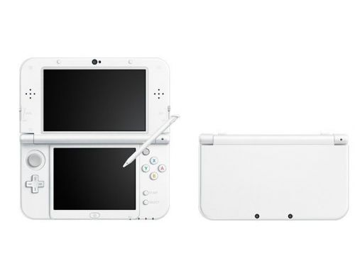 Фото №3 - New Nintendo 3DS XL White