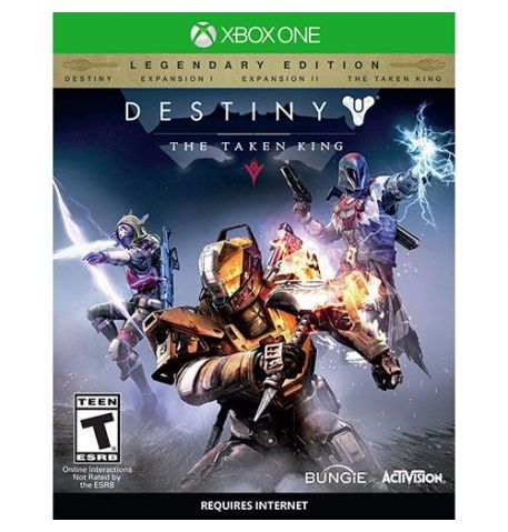 Фото №1 - Destiny: The Taken King Xbox ONE