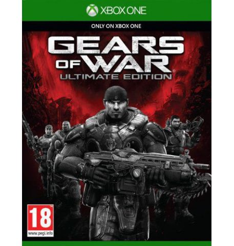 Фото №1 - Gears of War Ultimate Edition (Гирс оф Вар Ультимейт Эдишн)