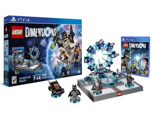 Фото №2 - LEGO Dimensions Starter Pack PS4