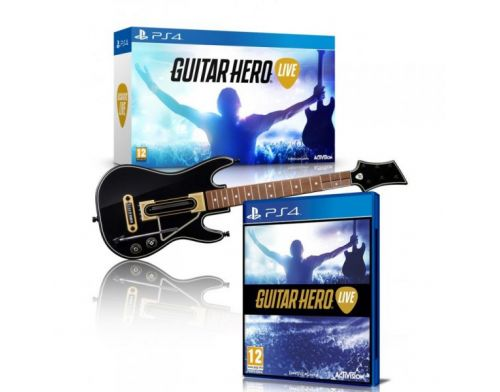 Фото №2 - Guitar Hero Live PS4