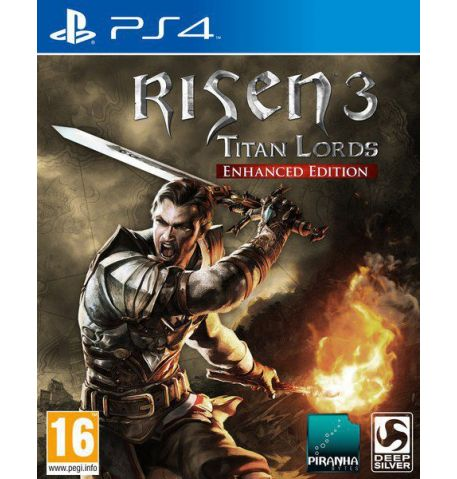 Фото №1 - Risen 3 Titan Lords PS4