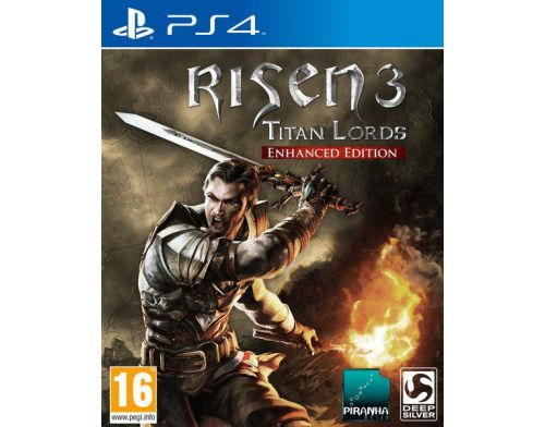 Фото №2 - Risen 3 Titan Lords PS4