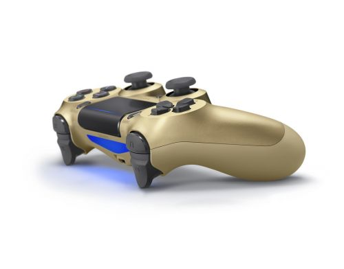 Фото №3 - Sony Dualshock 4 Gold version 2