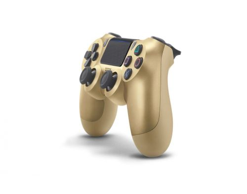 Фото №4 - Sony Dualshock 4 Gold version 2