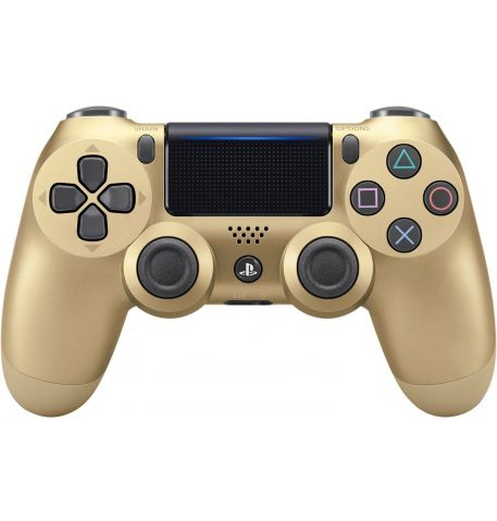 Фото №1 - Sony Dualshock 4 Gold version 2