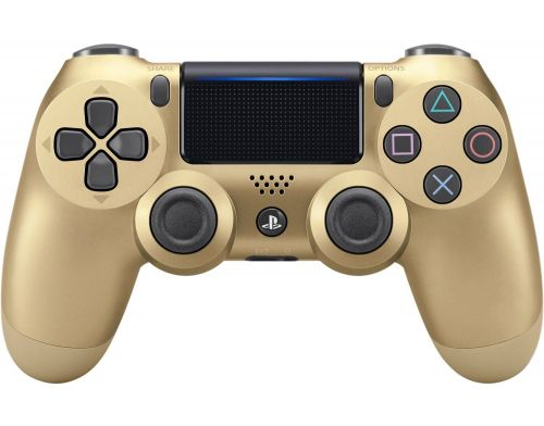 Фото №2 - Sony Dualshock 4 Gold version 2