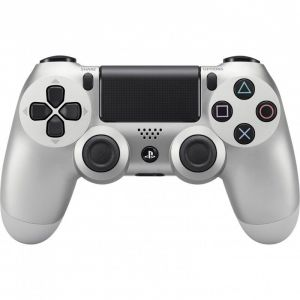 Sony Dualshock 4 Silver version 2