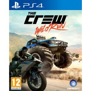 The Crew Wild Run PS4 русская версия