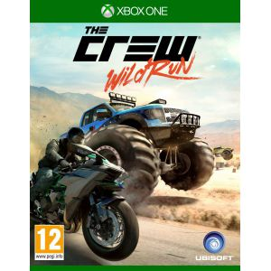 The Crew Wild Run Xbox ONE русская версия