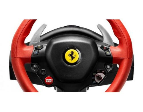 Фото №3 - Ferrari 458 Spider Racing Wheel Xbox ONE