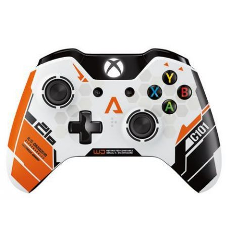 Фото №1 - Xbox ONE Controller Titanfall Edition
