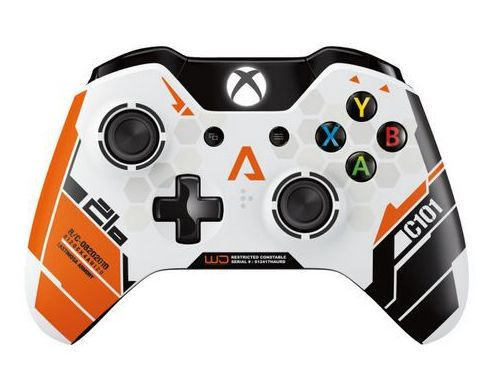 Фото №2 - Xbox ONE Controller Titanfall Edition