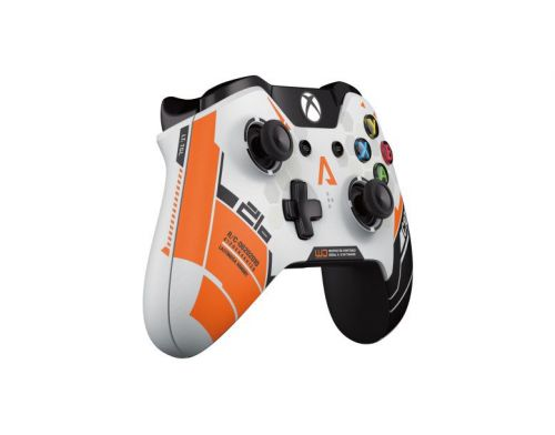 Фото №3 - Xbox ONE Controller Titanfall Edition