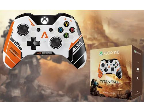 Фото №4 - Xbox ONE Controller Titanfall Edition