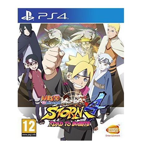 Фото №1 - Naruto Shippuden: Ultimate Ninja Storm 4 Road to Boruto PS4 русские субтиры