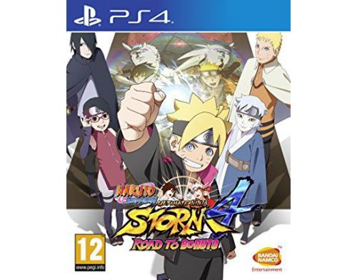 Фото №2 - Naruto Shippuden: Ultimate Ninja Storm 4 Road to Boruto PS4 русские субтиры
