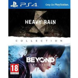 The Heavy Rain and Beyond Two Souls Collection PS4 русские версия