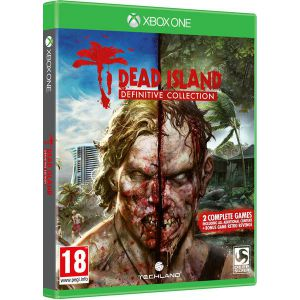 Dead Island Definitive Collection Xbox ONE русские субтитры