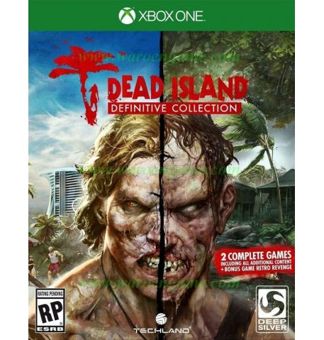 Фото №1 - Dead Island Definitive Collection Xbox ONE русские субтитры