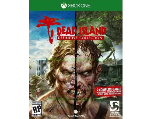 Фото №2 - Dead Island Definitive Collection Xbox ONE русские субтитры