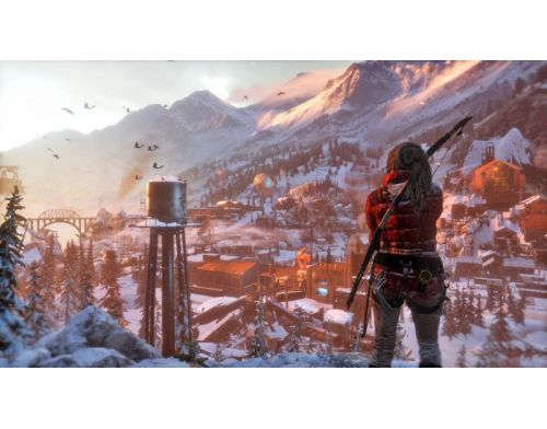 Фото №4 - Rise of the Tomb Raider 20 Year Celebration Edition PS4 русская версия