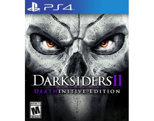 Фото №2 - Darksiders 2 Deathinitive Edition PS4