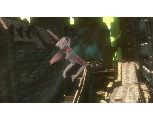 Фото №3 - Gravity Rush Remastered PS4 русская версия